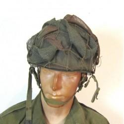FILET DE CAMOUFLAGE POUR CASQUE USM1 MILITARIA US WW2
