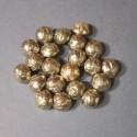 PETITS BOUTONS MILITAIRES CHARS DE COMBATS DIAMETRE 1.4 cm EPOQUE 1917-1945