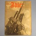 DER ADLER JOURNAL DE PROPAGANDE AVIATION ALLEMANDE N°24 DU 2 DECEMBRE 1941 LUFTWAFFE