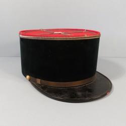 KEPI D'ADJUDANT PHARMACIEN DU SERVICE DE SANTE MODELE 1931