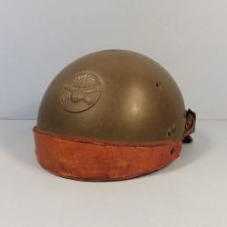 CASQUE DCA MODELE 1936 DEFENSE CONTRE AVIONS