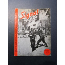 SIGNAL JOURNAL DE PROPAGANDE ALLEMANDE REEDITION TOME I