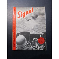 SIGNAL JOURNAL DE PROPAGANDE ALLEMANDE REEDITION TOME II