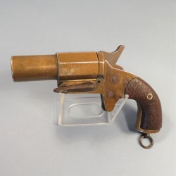 PISTOLET LANCE-FUSEES 25mm MODELE 1917 FABRICANT G&Cie