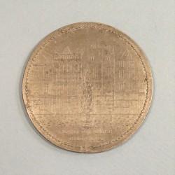 GRANDE MEDAILLE DE LA DEUXIEME REPUBLIQUE 1848 L'ARBRE DE LA LIBERTEE PLANTE A LILLE GENERAL NEGRIER DELESCLUSE PILETTE