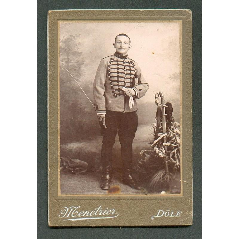 chasseur a cheval en 1880