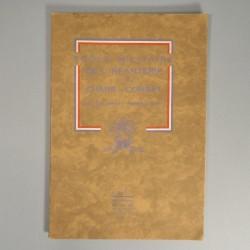 FASCICULE OU LIVRE DE L'ECOLE MILITAIRE DE L'INFANTERIE ET DES CHARS DE COMBAT DE ST MAIXENT 1932