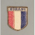 PACTH FRANCE ARMEE DE LIBERATION DEBARQUEMENT FABRICATION US 1943