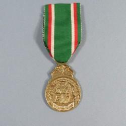 MADAGASCAR MEDAILLE DE CHEVALIER DE L'ORDRE DU MERITE AGRICOLE MALGACHE APRES 1960 °