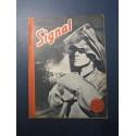 SIGNAL JOURNAL DE PROPAGANDE ALLEMANDE 1er NUMERO D'AVRIL 1942 N°7