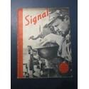 SIGNAL JOURNAL DE PROPAGANDE ALLEMANDE 2ème NUMERO DE MAI 1942 N°10