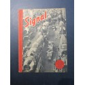SIGNAL JOURNAL DE PROPAGANDE ALLEMANDE 2ème NUMERO DE FEVRIER 1943 N°4