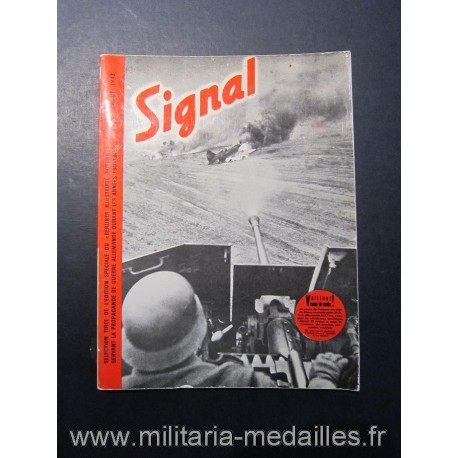 SIGNAL JOURNAL DE PROPAGANDE ALLEMANDE REEDITION TOME II