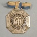 ALLEMAGNE MEDAILLE D'ANCIENS COMBATTANTS DE 1914 1918 DU 12 ème REGIMENT D'INFANTERIE BAVAROIS