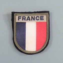 INSIGNE TISSU FRANCE FABRICATION ACTUELLE ATTACHES PIN'S LEGION ETRANGERE ET TOUTES ARMES