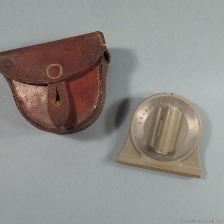 NIVEAU DE MORTIER BRANDT DE 60 mm MODELE 1935