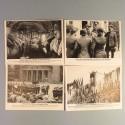 POCHETTE DE 8 PHOTOS DES ACTUALITES ALLEMANDE 5-6-1941 AKTUELLER BILDERDIENST PARA EN CRETE