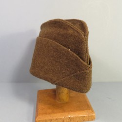 CALOT KAKI TROUPE MODELE 1947 TOUTES ARMES INDOCHINE TAILLE 59