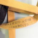 GOURDE ANGLAISE MODELE 1903 SQUELETTE DRAP BLEU ET WEB DATE 1953