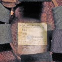 CASQUE EN FIBRE POUR OUVRIERS ANNEES 1930 1940 FABRICANT MSA SKULLGARD LINER