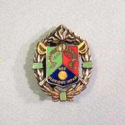 INSIGNE MILITAIRE ARMEE DE LIBERATION 1 er REGIMENT ETRANGER DE CAVALERIE REC LEGION ETRANGERE DRAGO BERANGER