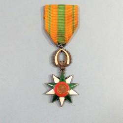 COTE D'IVOIRE MEDAILLE DE CHEVALIER DE L'ORDRE DU MERITE IVORY COAST ORDER OF MERIT °