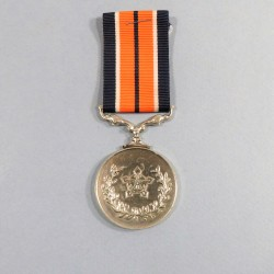 AFRIQUE DU SUD MEDAILLE MILITAIRE POUR SERVICE GENERAL NUMEROTEE GENERAL SERVICE MEDAL SOUTH AFRICA °