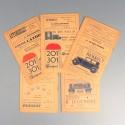 LOT DE 5 REVUES AVIATION DE L'AERO-CLUB DE NORMANDIE DES ANNEES 1930 A 1937 PILOTES AVIATEUR PAGES PUBLICITAIRES