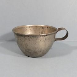 UN QUART EN TOLE ETAME MODELE 1865 POILUS GUERRE 1914-1918 FABRICATION JAPY