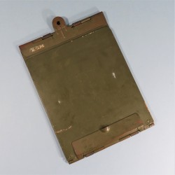 PLANCHETTE PORTE DOCUMENTS OU ECRITOIRE US WW2 HOLDER JEEP US GI EQUIPEMENT