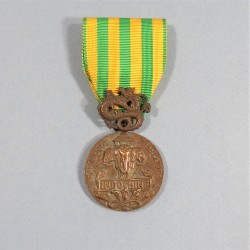 MEDAILLE COMMEMORATIVE DU CORPS EXPEDITIONNAIRE FRANCAIS D'EXTREME-ORIENT EN INDOCHINE