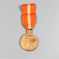 ETHIOPIE MEDAILLE ANNIVERSAIRE DES 25 ANS DE LA VICTOIRE DE LA GUERRE DE 1935 1941 THE 25th ANNIVERSARY OF VICTORY MEDAL °