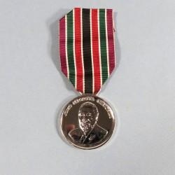 KENYA MEDAILLE POUR LES FUNERAILLES DE JOMO KENYATTA 1er PRESIDENT ET PERE DE LA NATION 1964 - 1978 °