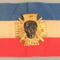 BRASSARD DES CROIX DE FEU 1927-1936 MOUVEMENT POLITIQUE D'ANCIENS COMBATTANTS