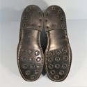 BRODEQUINS CHAUSSURES FOURREES AVIATION MODELE 1952 ALAT PERSONEL NAVIGANT ARMEE DE L'AIR INDOCHINE ALGERIE T44