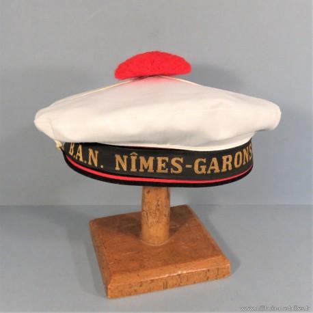 BACHI DE MARIN BASE AERONAVALE BAN DE NIMES-GARONS MARINE NATIONALE FRANCAISE 1986 TAILLE 58