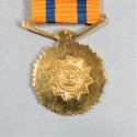 AFRIQUE DU SUD NAMIBIE MEDAILLE POLICE ETOILE POUR LA CREATION 1981 STAR FOR ESTABISHMENT OF THE POLICE 1981 NAMIBIA °