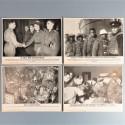 POCHETTE DE 8 PHOTOS DES ACTUALITES ALLEMANDES 31-1-1941 AKTUELLER BILDERDIENST SA MARINE JEUNESSE NSD PARTI NAZI