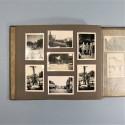 ENSEMBLE DE 2 ALBUMS PHOTOS ANCIEN SERGENT DU 46 ème REGIMENT D'INFANTERIE 1939 MILITAIRES ET FAMILLE