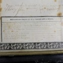 CADRE CERTIFICAT DE BONNE CONDUITE D'UN MARECHAL DES LOGIS AU 3 ème REGIMENT DE HUSSARDS DATE A BLIDAHS 1864 CITATION