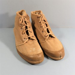 CHAUSSURE DE TYPE PATAUGAS FABRICATION ANCIENNE ALGERIE TAILLE 41