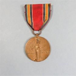 USA MEDAILLE COMMEMORATIVE DE LA SECONDE GUERRE 1941 -1945 WORLD WAR II MEDAL