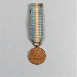 FRANCE REDUCTION DE LA MEDAILLE DE LA BATAILLE DE NAVARIN COMBATS DE CHAMPAGNE 1914-1918 CAMPAGNES DE LA GRANDE GUERRE °