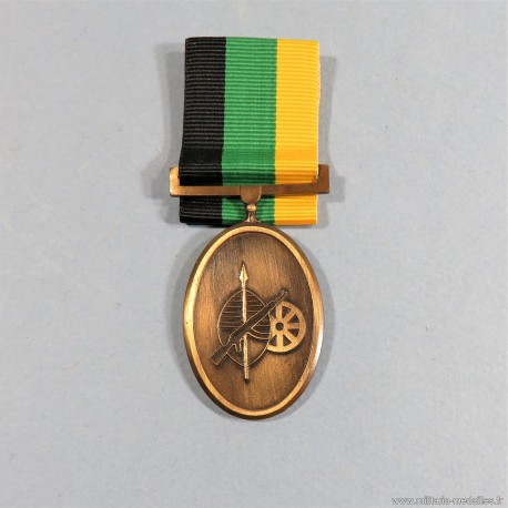 AFRIQUE DU SUD MEDAILLE AZANIAN PEOPLE'S LIBERATION ARMY SOUTH AFRICA NUMEROTEE °