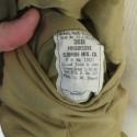 BLOUSON VESTE US MODELE 1944 MONTE AVEC PATCH AVIATION STAFF SERGENT TAILLE 36 R ET MATRICULE