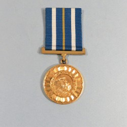 SWA SOUTH WEST AFRICAN MEDAILLE DE LA POLICE POUR DISTINCTION POLICE STAR FOR DISTINGUISHED SERVICE MEDAL °