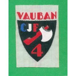 CHANTIERS DE JEUNESSE 4 GROUPEMENT VAUBAN CJF